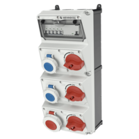 Wall mounted combination unit_78