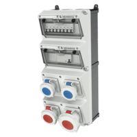 Wall mounted combination unit_80