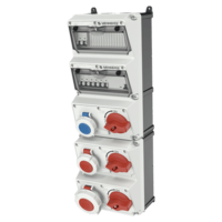 Wall mounted combination unit_82