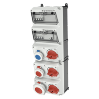 Wall mounted combination unit_83