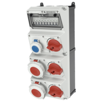 Wall mounted combination unit_79
