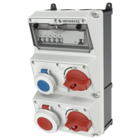 Wall mounted combination unit_76