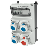 Wall mounted combination unit_66