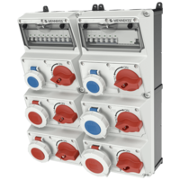 Wall mounted combination unit_61